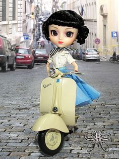 Pullip out n about