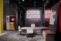 RE WORK by Ippolito Fleitz Group at ORGATEC 2016