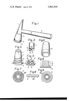 Patent US3961519 - Hammer for sheet metal - Google Patents