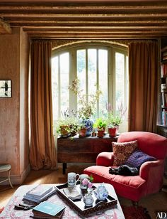 Visite d\'un cottage anglais - Elle Décoration | Tout donner ...