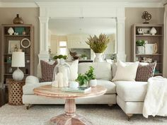 Living Room Ideas and Planning Guide - Budgeting, Storage, Floor Plan, Design and Decor....