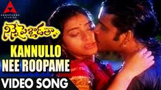 Kannullo Nee Roopame Video Song - Ninne Pelladatha Movie - Nagarjuna,Tabu
