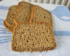 Chleb żytni z ziemniakami