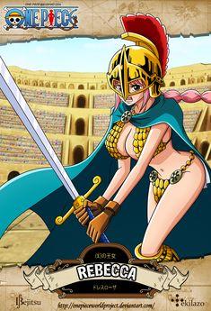 One Piece - Rebecca by OnePieceWorldProject.deviantart.com on @deviantART