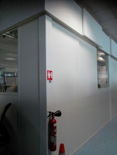Cabine de confinement acoustique