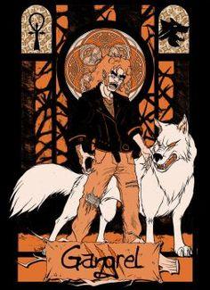 Vampire The Masquerade - Gangrel by Axel-TW