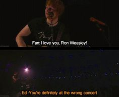 Why I love Ed Sheeran