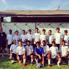 New Jersey Rush U15 boys take home first place at the 2013 PSC Rush Labor Day tournament.