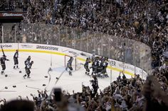 Kings Win!!!!  Stanley Cup Champions!!!