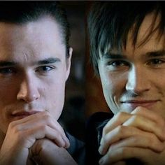 The Following Gray Twins Luke & Mark played by Sam Underwood. I can`t get enough of these two.