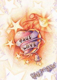 True Love Heart Tattoo Design Love Heart Tattoo, Heart Tattoo Designs, True Love, Cool Tattoos, Colors, Best Tattoo Designs, Heart Tat, Real Love, Coolest Tattoo