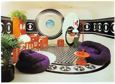 1970s Bloomingdale's Book of Home Decorating