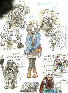 Frans Undertale, Anime Undertale, Undertale Memes, Undertale Ships, Undertale Drawings, Undertale Cute, Sans E Frisk, Sans X Frisk Comic, Horror Sans
