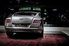 Bentley Continental GT by D.LOS, via Flickr