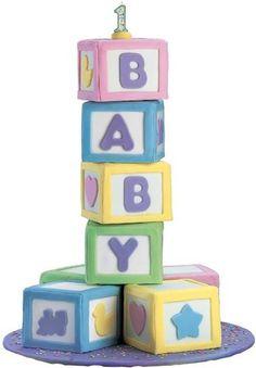 New baby cake or 1st / 2nd birthday