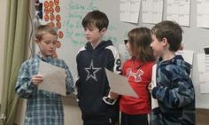 Readers Theatre Scripts....Alphabetically ordered readers Theatre. Good resource! ~FREE- even better~