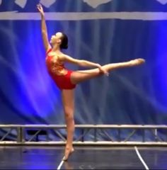 Madison O'Connor - 2013 Jazz Solo