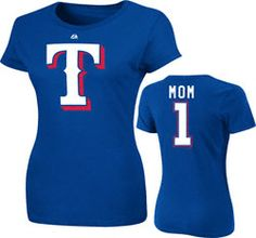 Texas Rangers Womens Red Majestic 2012 Mothers Day T-Shirt  http://www.fansedge.com/Texas-Rangers-Womens-Red-Majestic-2012-Mothers-Day-T-Shirt-_2048923722_PD.html?social=pinterest_pfid22-49983