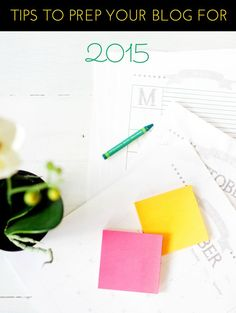 TIPS TO PREP YOUR BLOG FOR 2015 #ZooSeo