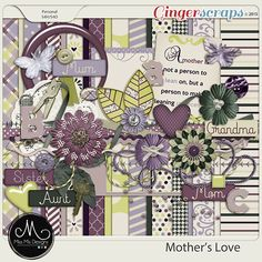 Mother's Love by Miss Mis Designs Miss And Ms, Mothers Love, Holiday Decor, Creative, Design, Design Comics