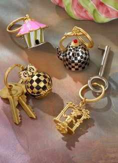 Add a little sparkle to your keys!