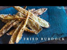 食べ始めたら止まらない、ごぼうの味がクセになる「ごぼうのから揚げ」の作り方:How to make Fried Burdock | Veggie...