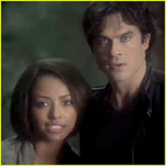 Ian Somerhalder and Kat Graham land in Vampire Diaries limbo and are super confused in this hilarious new video that ...