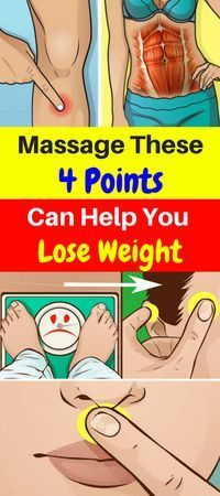 Massage These 4 Points Can Help You Lose Weight-Acupuncture and acupressure for thousands of years are helping people to solve numerous health problems. If you press these 4 points, you will lose weight very fast.Acupressure is not quackery and … Health Benefits, Health Tips, Health And Wellness, Health Fitness, Health Care, Losing Weight Tips, Weight Loss Tips, Lose Weight, Reduce Weight