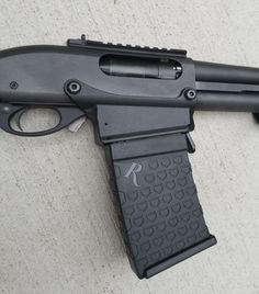 Remington 870 DM Magpul shotgun