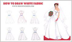 Learn how to draw fashion sketches: www.idrawfashion.com     mg