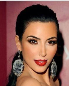 Makeup kim kardashian