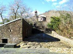Monasterio de Caaveiro - A Coruña