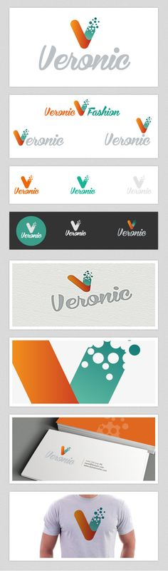 Veronic Fashion V Letter Logo  #GraphicRiver         A logo of letter v which can lead a company with this first letter V. its can be use in corporate, multmedia, Victory, media, fashion, events, win etc. Orange, green, gradient.   Font: Bira Download:  .dafont /search.php?q=Bira     Created: 15December12 GraphicsFilesIncluded: VectorEPS #AIIllustrator Layered: No MinimumAdobeCSVersion: CS Resolution: Resizable Tags: beautiful