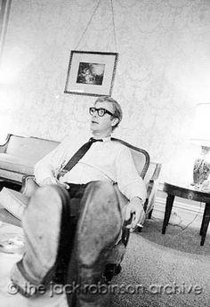 Robinson Archive | Michael Caine