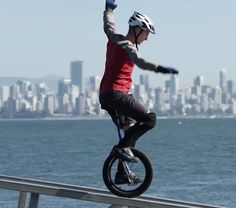 Zen and the art of unicycling