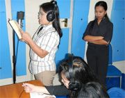 A recording studio in Indonesia is reaching out to people who cannot read—with Scriptures they can listen to instead.  Please pray for this incredible ministry, that God's Word will go out to every corner of Indonesia and touch every heart with His love.  You can read more here: http://www.MNNonline.org/article/17699.