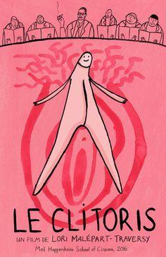 « Le Clitoris », court film d'animation de Lori Malépart-Traversy