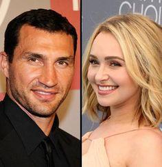 Hayden Panettiere  & Wladimir Klitschko #Celebrity #Weddings