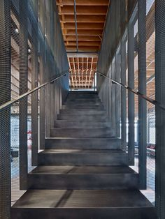 Heavybit Industries, a new curated community for cloud software developers, is designed as a series of architectural interventions inserted into an existing ...
