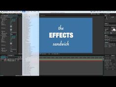"Rotate an Un-Rotatable Effect in After Effects Using Mikey's ""Effect Sandwich"""