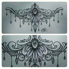 under boob sternum tattoo designs - turn into bracelet Sternum Tattoo Design, Tattoo L, Tattoo Designs, Underboob Tattoo, Lace Tattoo, Cover Tattoo, Piercing Tattoo, Tattoo Drawings, Tattoo Sketches
