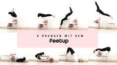 8 Übungen mit dem FeetUp