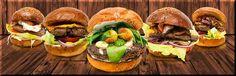 Tom´s Burger - pravé domácí burgery Tom S, Hamburger, Burgers