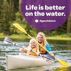 Life is better on the water! #gsoutdoors