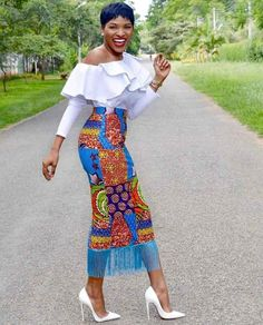 Here are the stunning African fashion dresses everyone will love to have in The list includes Ankara dresses, kente fashion, kitenge fashion and African Print Dresses, African Dresses For Women, African Wear, African Attire, African Fashion Dresses, African Women, African Style, African Print Skirt, African Outfits