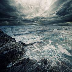 Rough shore