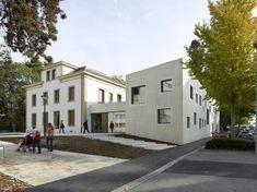 Omar Trinca . Le Gazouillis Kindergarten . Geneva (1)