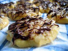 homemade girl scout samoa cookie recipe
