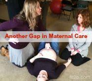 Diastasis Recti: Another gap in maternal pregnancy care