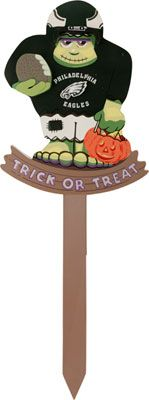 #Eagles Trick or Treat Sign. $11.99 #Halloween